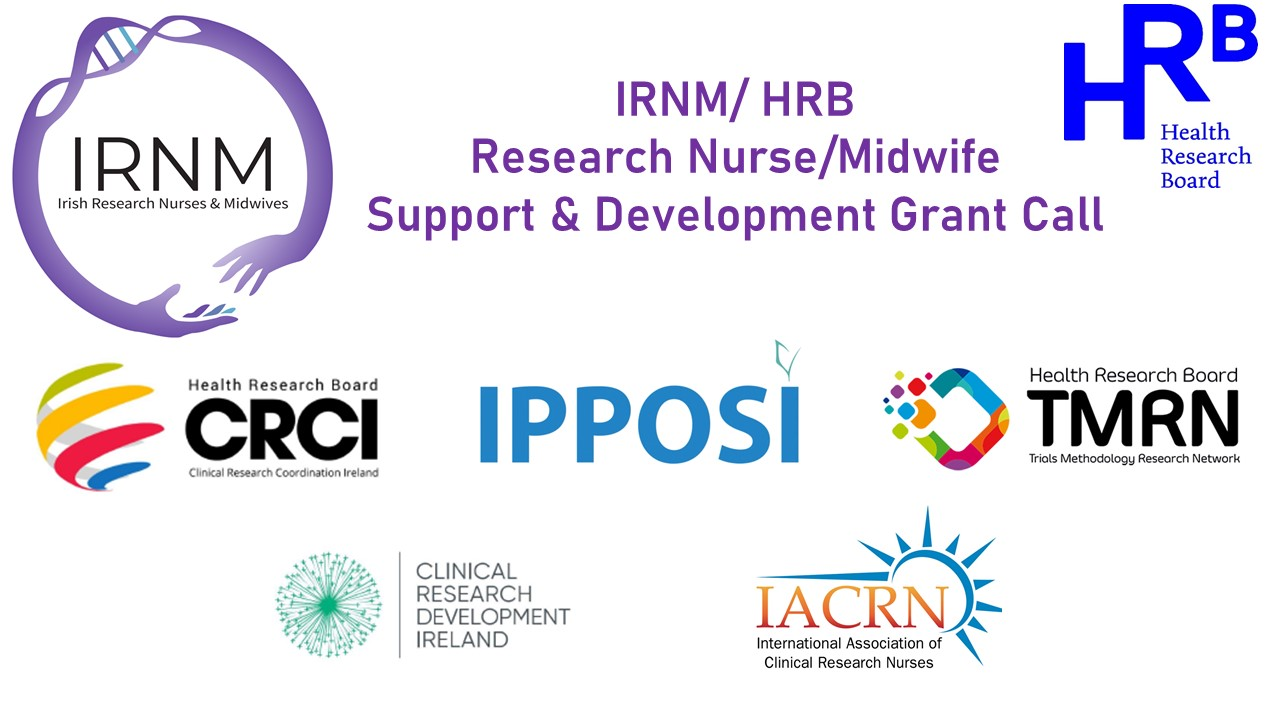 Image for IRNM HRB Grant Call