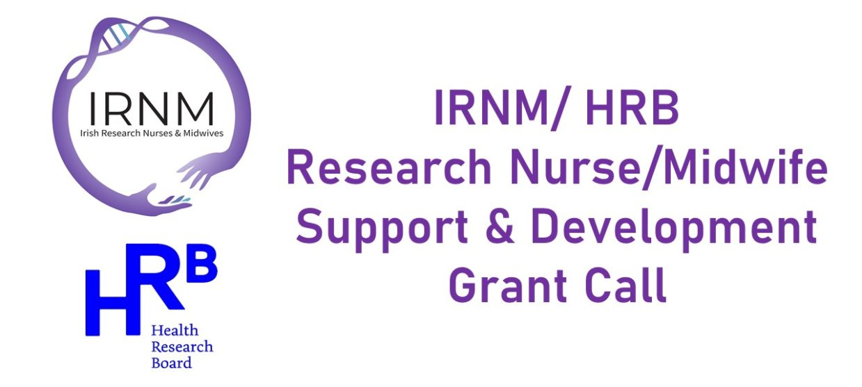 Website Image for IRNM HRB Grant Call